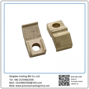 Customized Copper Casting Precision Casting Equipment Components