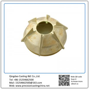 Customized Copper Casting Precoated Sand Casting Light Cases