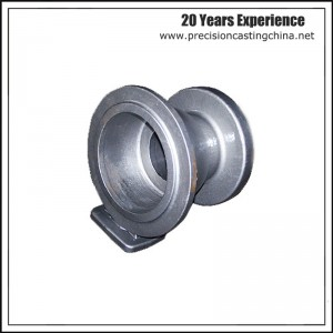 Machine Bushing Clay Sand Casting Mild Steel