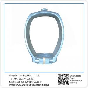 Customized Cylinder Cap (S) Nodular Iron Precoated Sand Casting