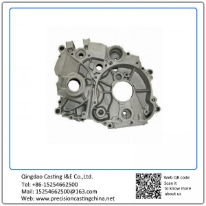Customized Cylinder Cover Investment Casting Cast Nodular Iron