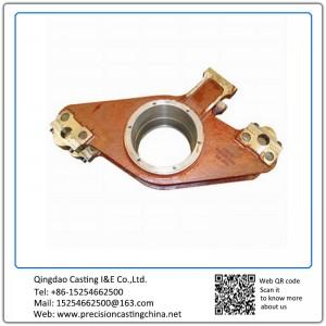 Customized Drag Balance of High Speed Train Lost Foam Casting Process Nodular Iron