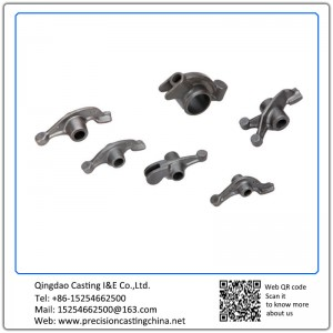 Customized Ductile Iron Automobile Electrical Switch Investment Casting
