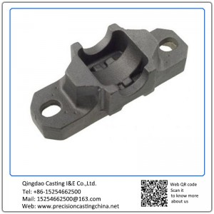 Customized Ductile Iron Bearing Seat Investment Casting