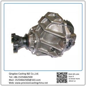 Customized Ductile Iron Ford 9 Nodular Iron Third Member Investment Casting Generation Industries Components