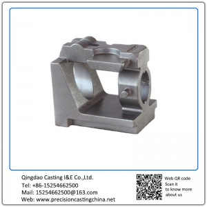 Customized Ductile Iron General Engineering Parts Precoated Sand Casting