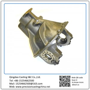 Customized Ductile Iron Investment Casting Automobile Spare Parts