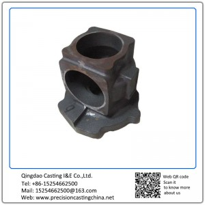 Customized Ductile iron investment casting