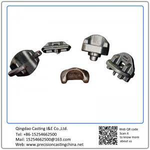 Customized Ductile Iron Motorcycle Spare Parts Waterglass Casting