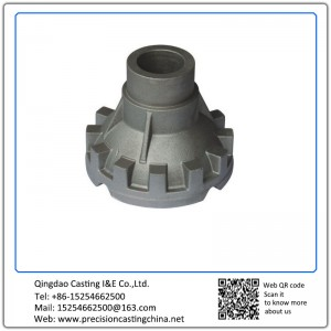 Customized Ductile iron precision casting machinery parts