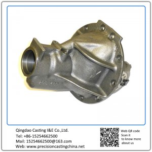Customized Ductile Iron Precision Casting Truck Parts Automotive Components