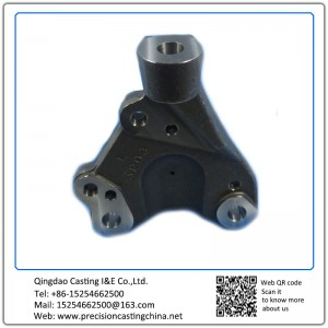Customized Ductile Iron Reproduction Disc Brake Knuckles Precoated Sand Casting