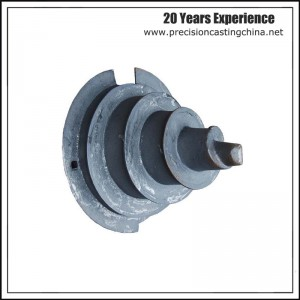 Augers and Helix Castings Agricultural Machinery Parts Grey Iron