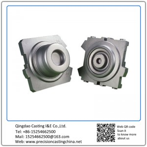 Customized Ductile Iron Truck Parts Investment Casting Agricultural Machinery Parts