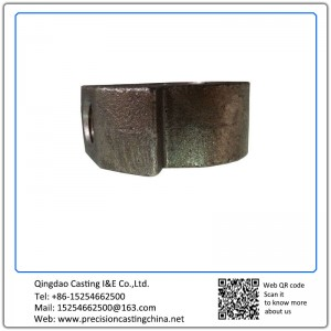 Customized Ductile Steel Casting Manufacturer Investment Casting Supplies
