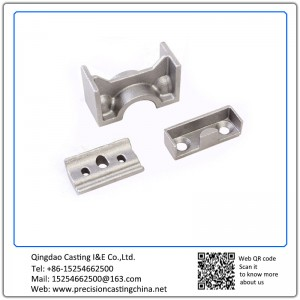Customized Electrical Switch Heat-Resisting  Shell Mould Casting Steel Components