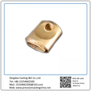 Customized Engine Components Nodular Iron Investment Casting