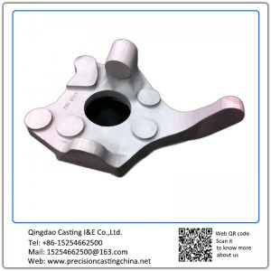 Customized Engineering Machinery Parts  Precision Casting Nodular Iron