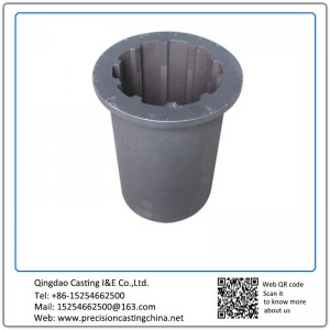 Customized Feeding Machine Accessories Investment casting Ductile Iron
