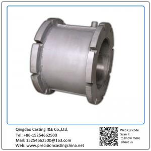 Customized Feeding Machine parts coated sand casting Spherical Cast Iron