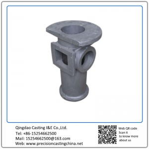 Customized Feeding Machine parts precision casting Ductile Iron