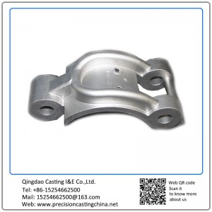 Customized Galvanized Carbon Steel Shell Mould Casting Machine Parts