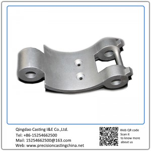 Customized Galvanized Mild Steel Precision Casting Generator Spare Parts
