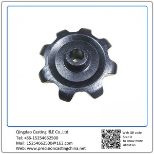 Customized Gear Alloy Steel Silica Sol Lost Wax Investment Casting