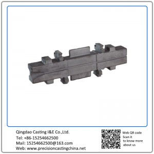 Customized General Engineering Parts Mild Steel Precision Casting