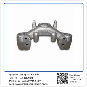 Customized Grade 10 Precision Casting with HDG Surface Mine Series Made of Alloy Steel