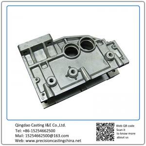 Customized Gravity Cast Mild Steel Resin-bonded Sand Casting