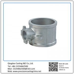 Customized Grey Iron Silica Sol Investment Casting Concrete Pump Spare Parts
