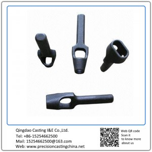 Customized Hand Punch Ductile Iron Investment Casting