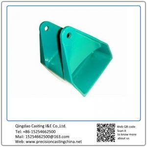 Customized Hanger of Suspension Resin-bonded Sand Casting Mild Steel Automotive Support Frame