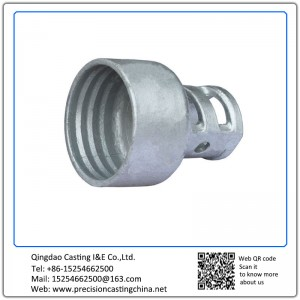 Customized High Chromium Cast Iron Breather Valve Body Precoated Sand Casting