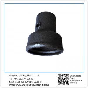 Customized High Chromium Cast Iron Construction Spare Parts Soluble Glass Casting