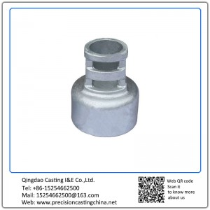 Customized High Chromium Cast Iron Power Generation Industries Components Silica Sol Lost Wax Investment Casting
