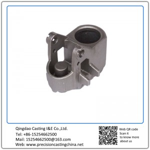 Customized High Chromium Cast Iron Solid Investment Casting Scaffold Spare Parts