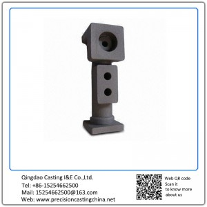 Customized Hot Investment Cast Part Made of Stainless Steel AISI316 Ideal for Machines and Equipment