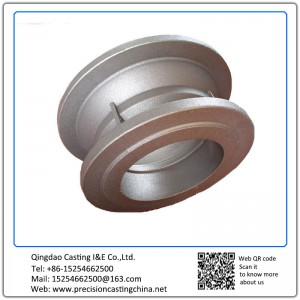 Customized Hub Shell Mould Casting Grey Iron