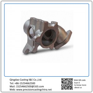 Customized Investment Cast Auto Part Made of Stainless Steel