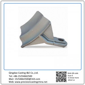 Customized Investment Cast Part for Machines and Equipments Made of Stainless Steel