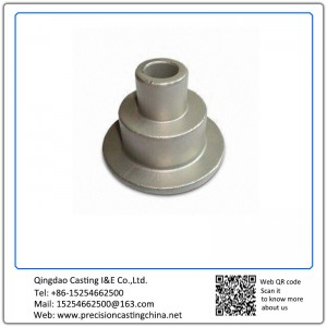 Customized Investment Cast Part Made of Stainless Steel AISI304 Ideal for Equipments and Machines