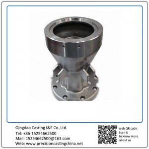 Customized Investment Cast Pump Part Used for Industrial Companies Made of 316 Stainless Steel
