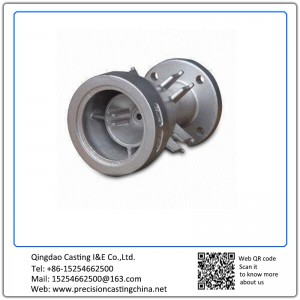 Customized Investment Cast Pump Part Used for Industrial Companies Made of Alloy Steel