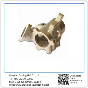 Customized Investment CastAuto Part Made of Stainless Steel Ideal for Aftermarket Parts