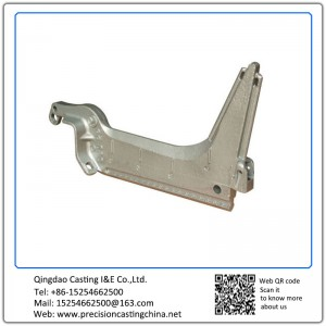 Customized Investment Casting Agricultural Machine Parts Suspension Spare Parts