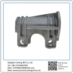 Customized Investment Casting Alloy Steel Actuator Shell