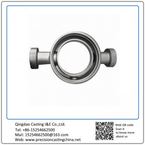 Customized Investment Casting Lost Wax Casting Part Used for Water Pump Part Made of Stainless Steel