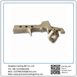 Customized Investment Casting Machinery Part Made of Stainless Steel ISO Certified